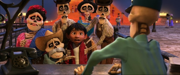 Coco was released in 2017.