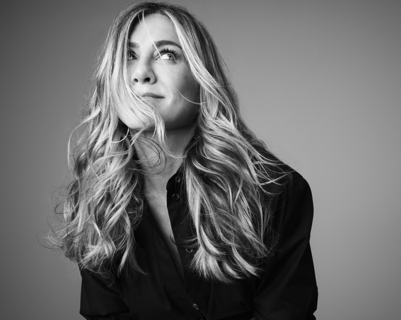 Jennifer Aniston tells Bustle about launching LolaVie (her first haircare line), her reaction to her...