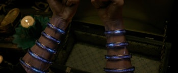 The Ten Rings as seen in Shang-Chi and the Legend of the Ten Rings