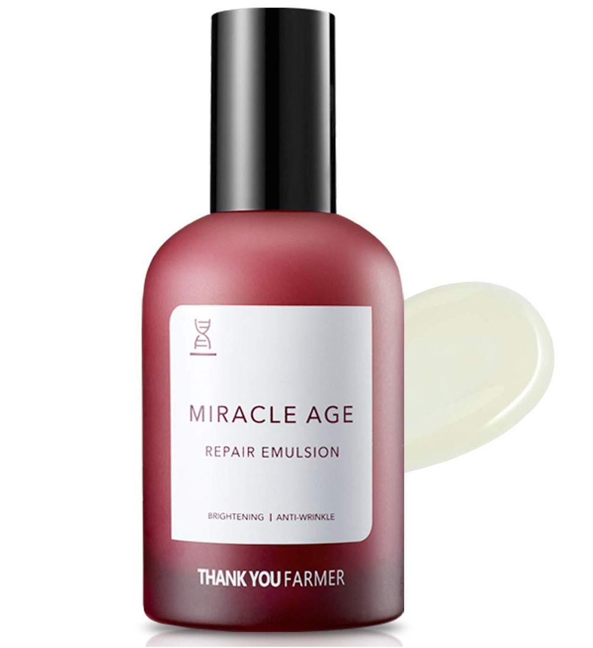 THANKYOU FARMER Miracle Age Repair Emulsion