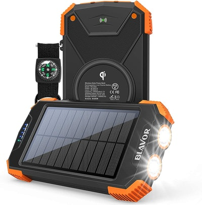 BLAVER Solar Power Bank