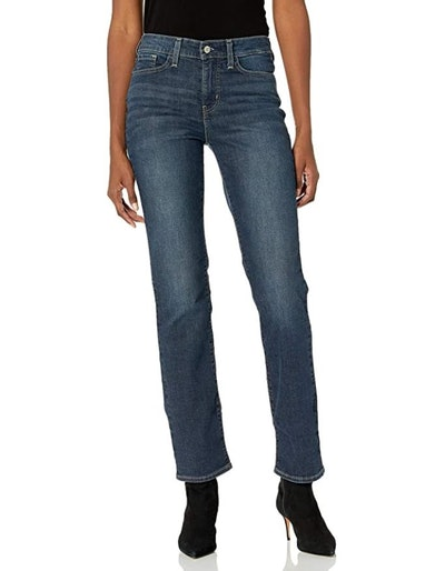 Signature by Levi Strauss & Co. Gold Label Totally Shaping Straight Jeans
