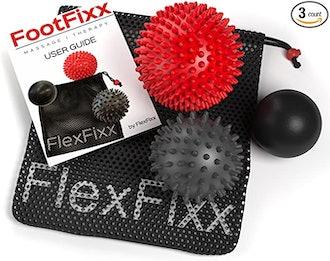 FlexFixx Foot Massage Ball Roller