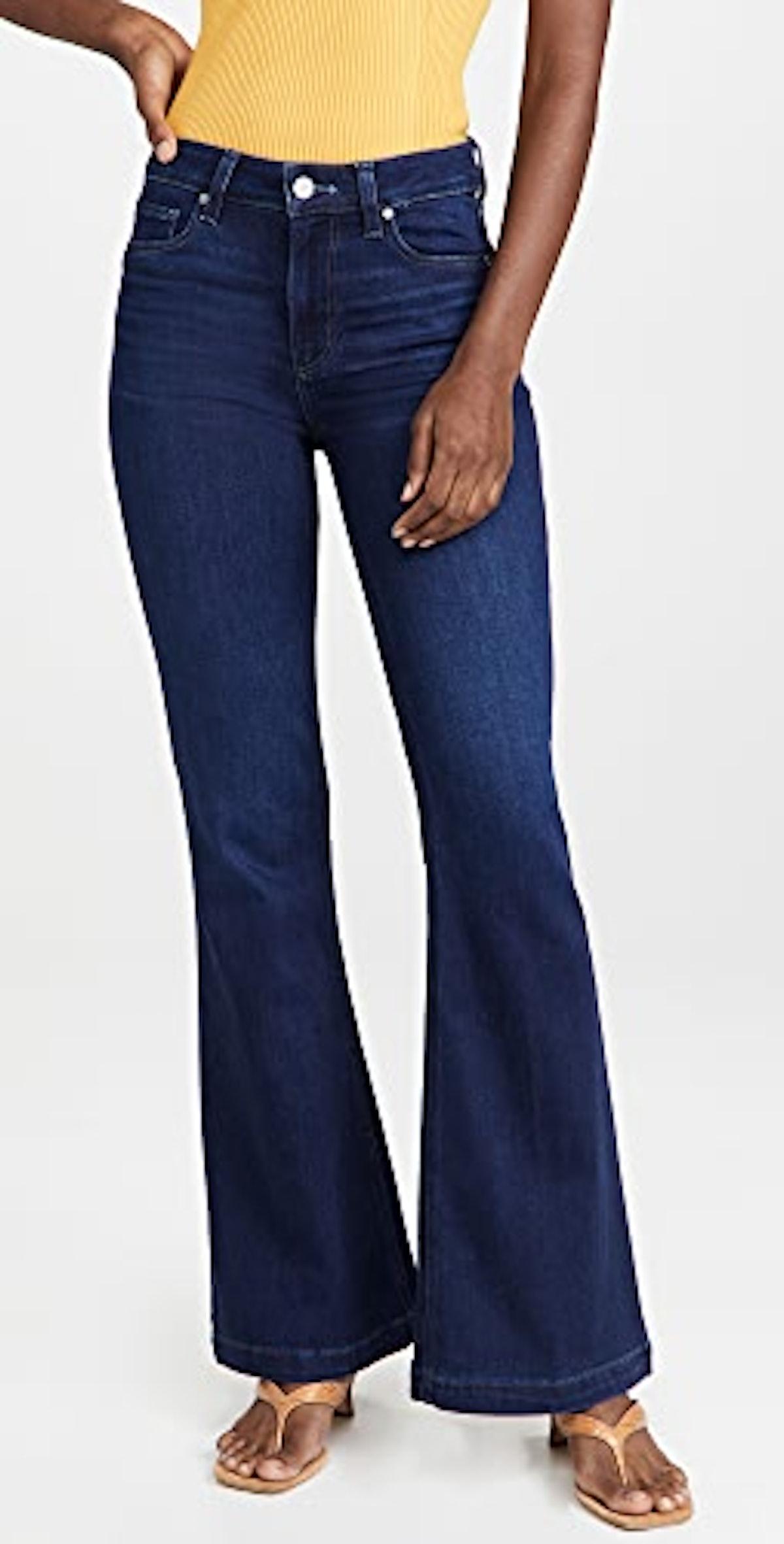 Women's Genevieve Flare Jeans
