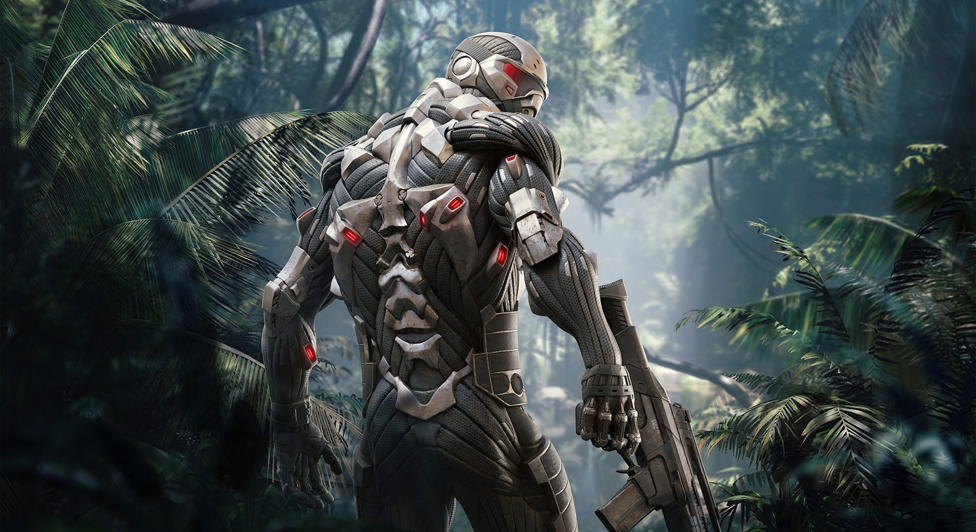 cover art for Crysis Remastered video game