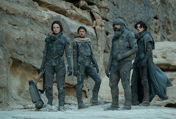 Dune Warner Bros