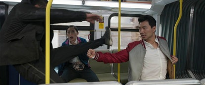 On 'Shang-Chi,' Brad Allan helped the team execute several iconic fight scenes. Photo via Marvel Stu...