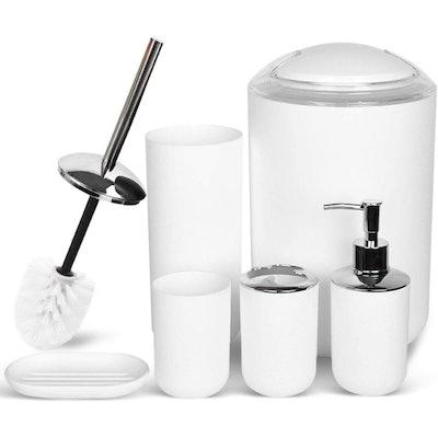 CERBIOR Bathroom Accessories Set (6 Pieces)