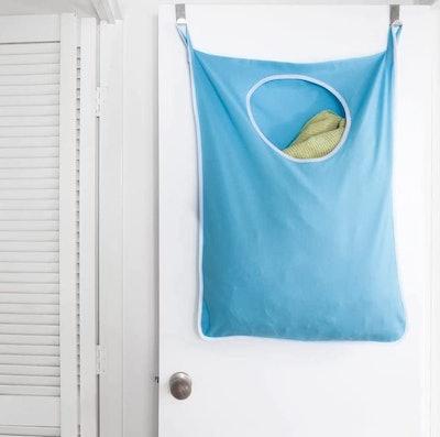 Urban Mom Door Hanging Laundry Hamper
