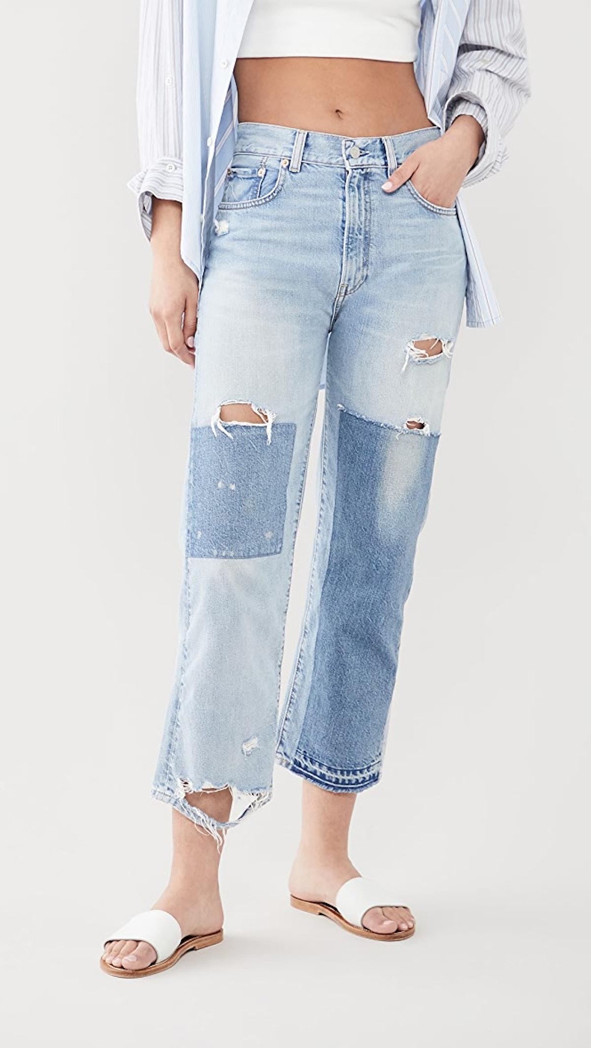Women's Pierce High Rise Jeans