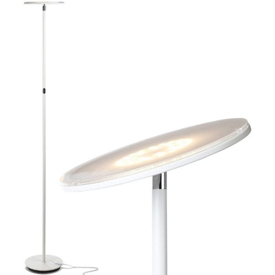 Brightech Sky LED Torchiere Super Bright Dimmable Floor Lamp