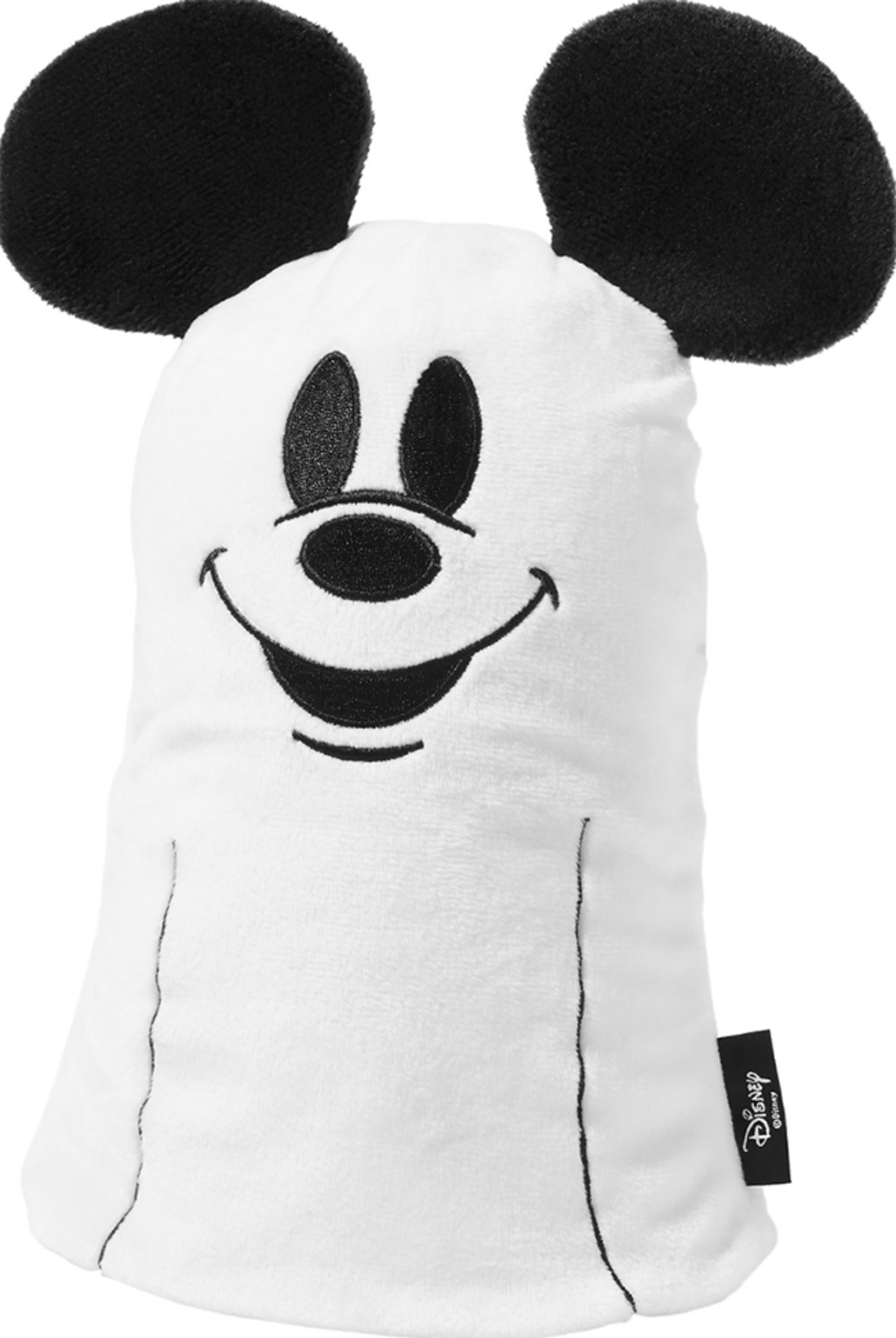 This ghost Mickey dog toy is part of Chewy's Disney Halloween toy collection.
