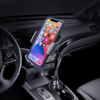 TOPGO Phone Holder Car Cup Mount