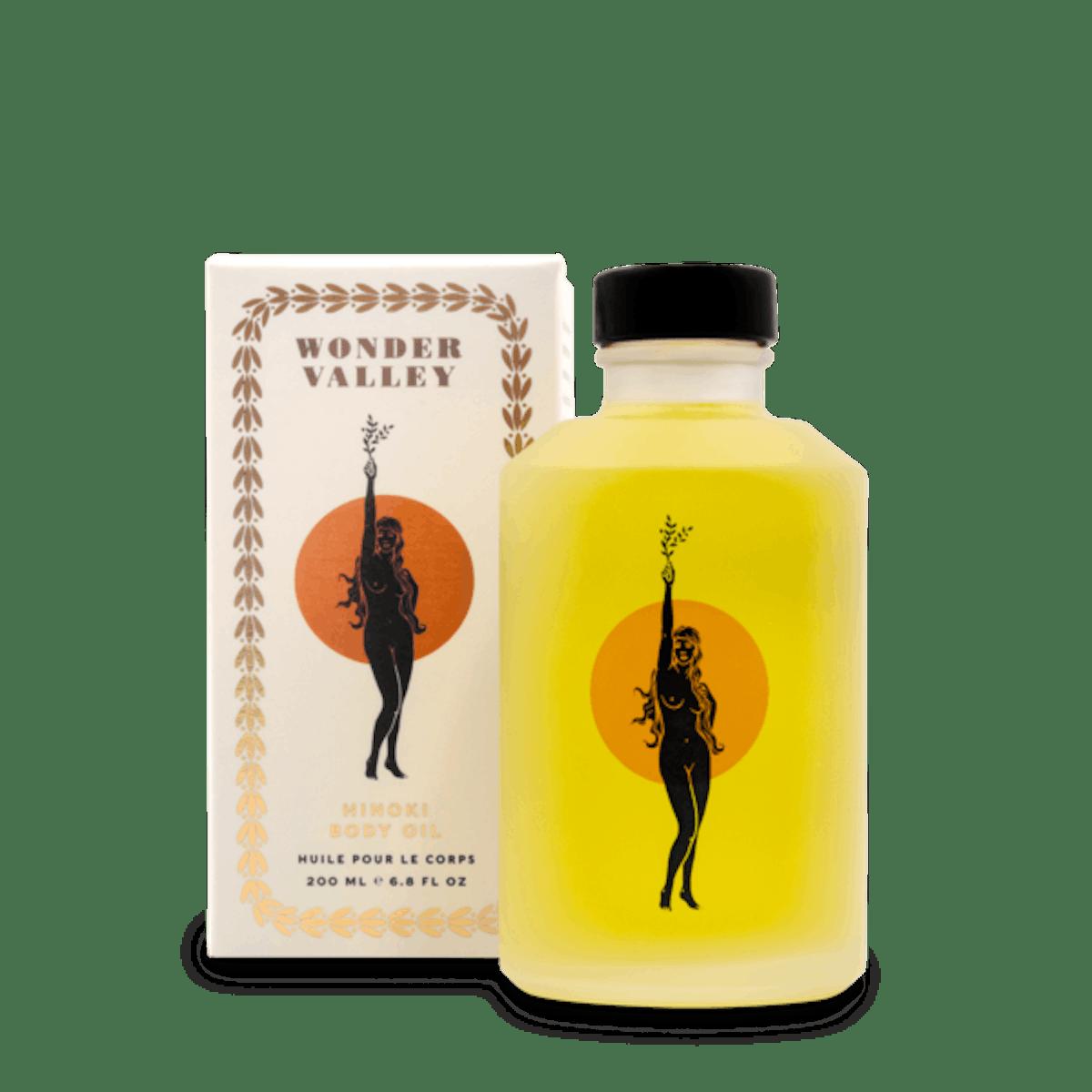 Hinoki Body Oil