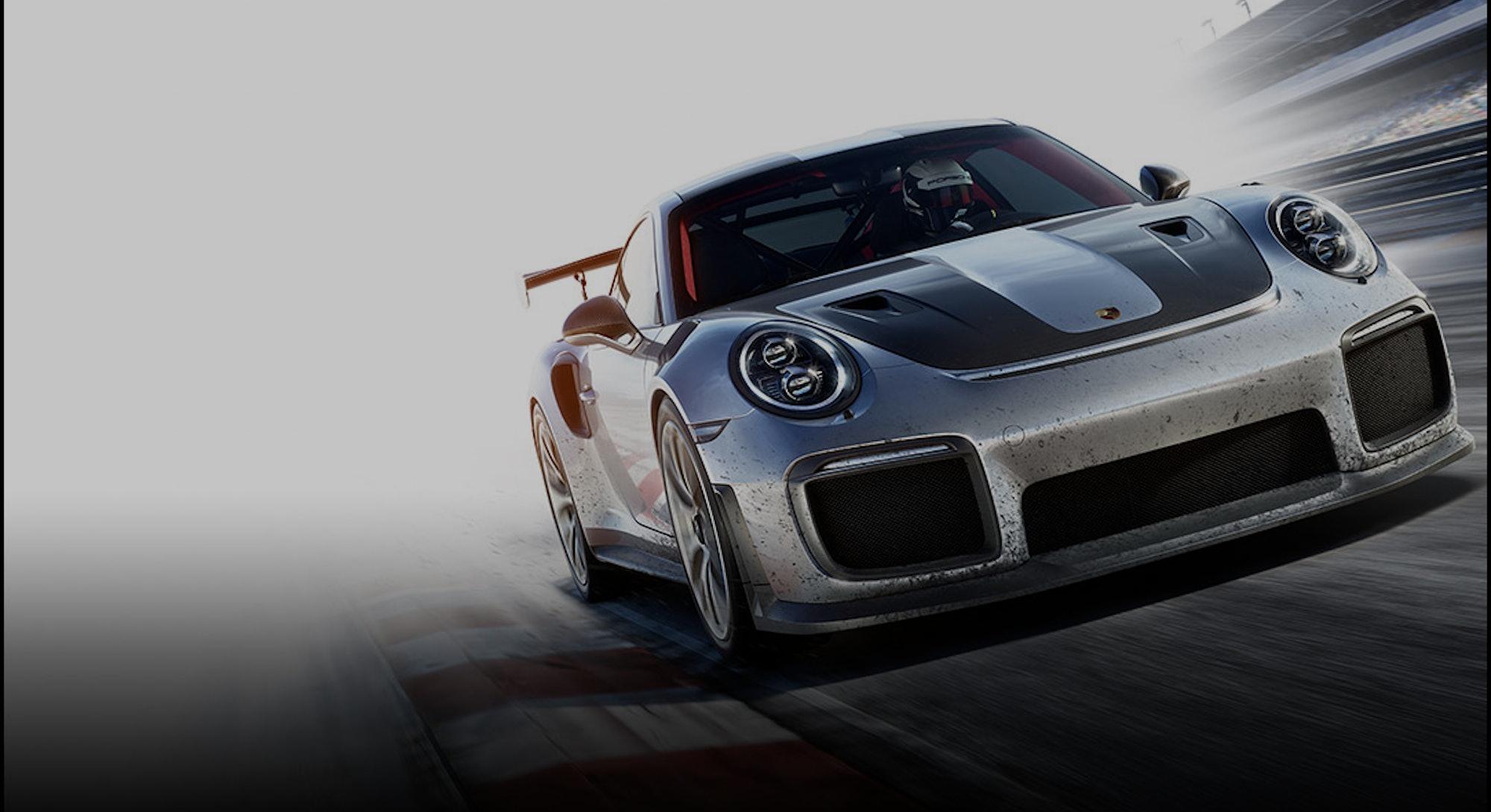 promo art from Forza Motorsport 7