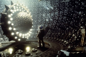 The core in 1997's Event Horizon