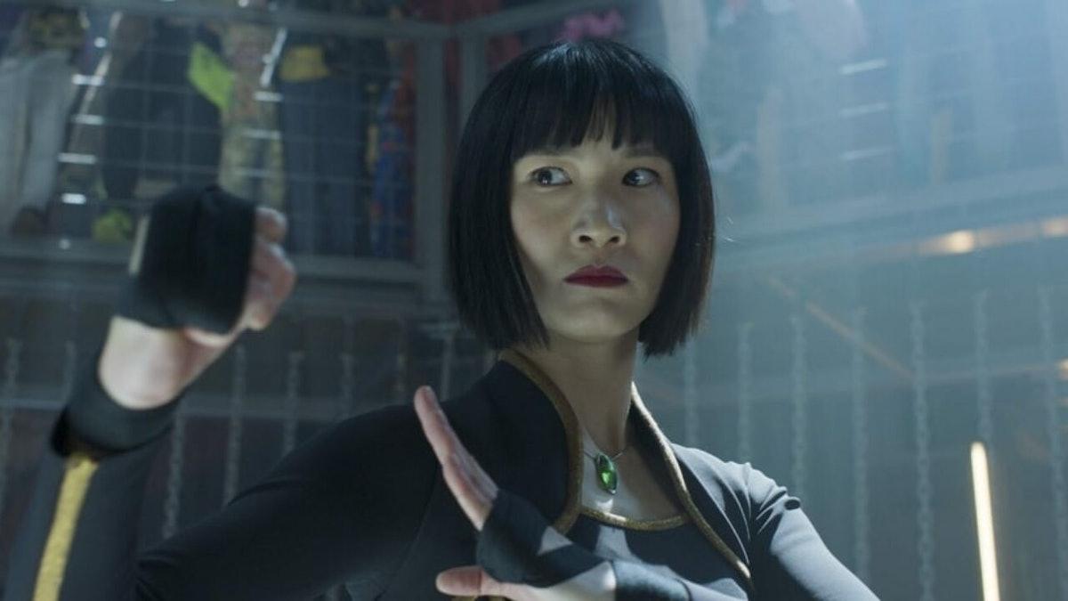 Meng'er Zhang as Xialing in 'Shang-Chi and the Legend of the Ten Rings'