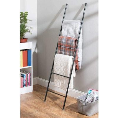 mDesign Blanket Ladder