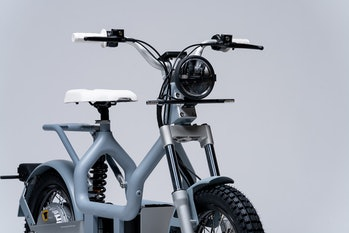 Swedish electric motorbike maker Cake has unveiled its most affordable mopeds to date.