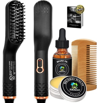 XIKEZAN Beard Straightener Set (5 Pieces)