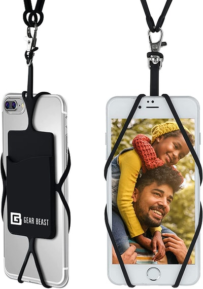 Gear Beast Cell Phone Lanyard