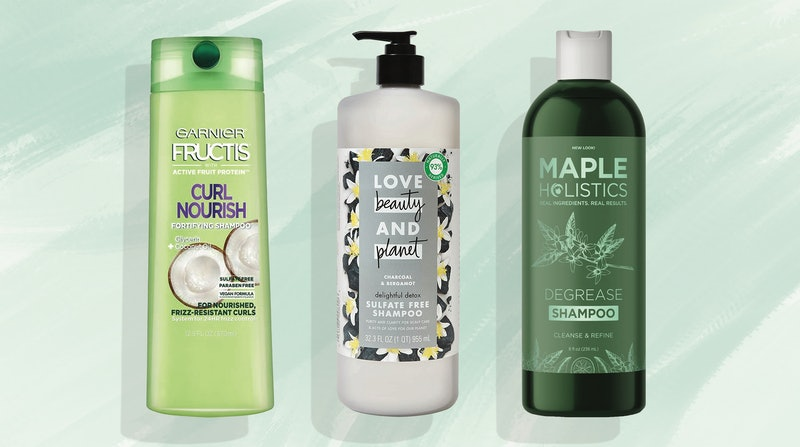 best sulfate free shampoos for oily hair