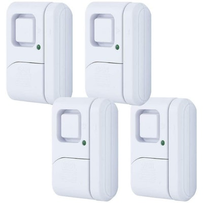 GE Wireless Personal Security Alarm (4-Pack)