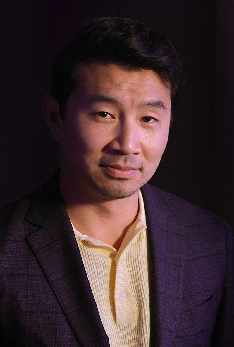 Simu Liu is the star of 'Shang-Chi and the Legend of the Ten Rings.'