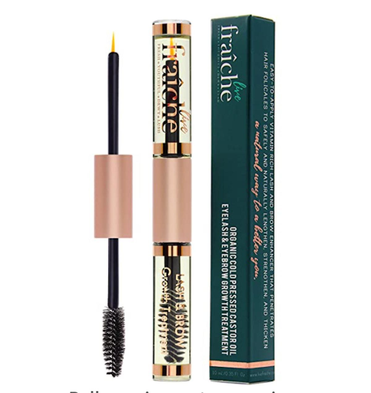 Live Fraiche Organic Eyelash & Eyebrow Growth Treatment