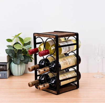 Soduku Countertop Wine Rack