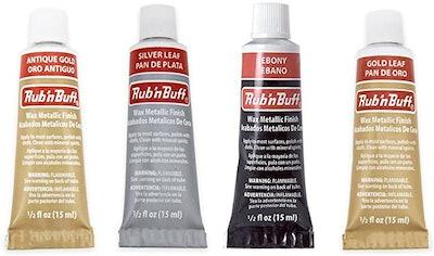 Rub-N-Buff 4 Color Assortment