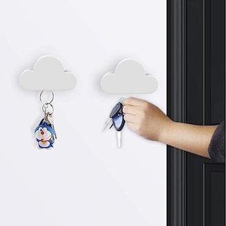 MoKo Magnetic Key Holder (2-Pack)