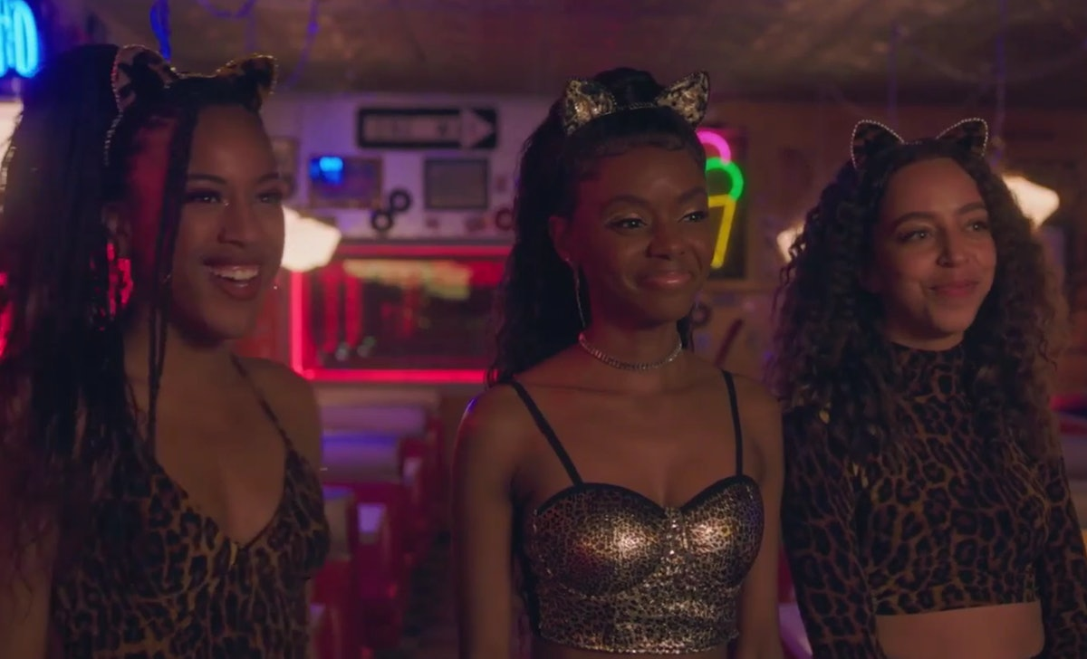 Josie and the Pussycats reunited in 'Riverdale' Season 5.