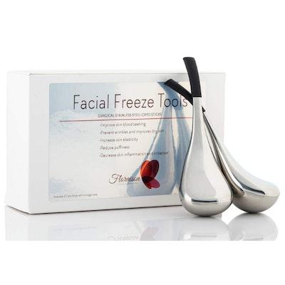 Floraison Stainless Steel Magic Cooling Beauty Facial Sticks