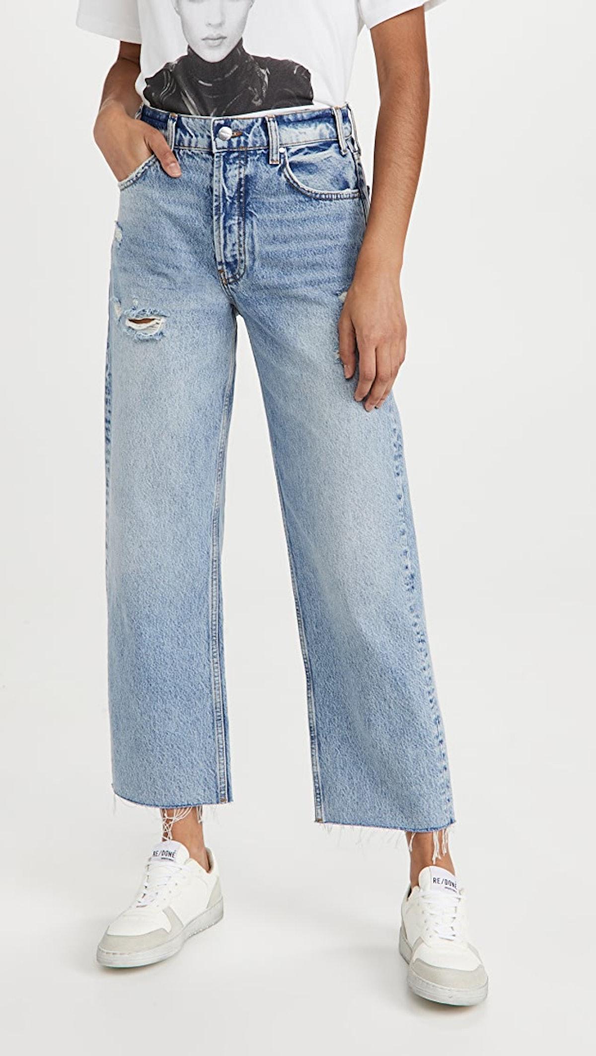 Women's Gavin Blue Reservoir Jeans