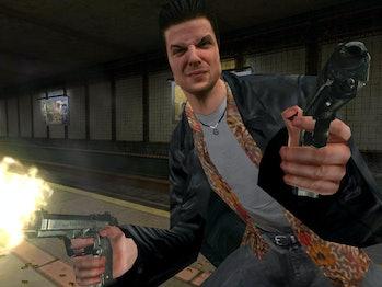 A screenshot of 'Max Payne'