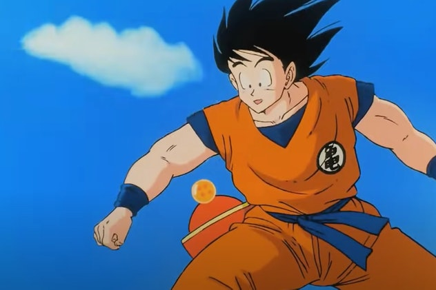 Dragon Ball is streaming on Hulu.