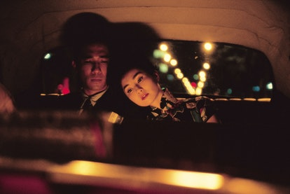 Tony Leung and Maggie Cheung star in 'In the Mood for Love.' Screenshot via Paradis Films