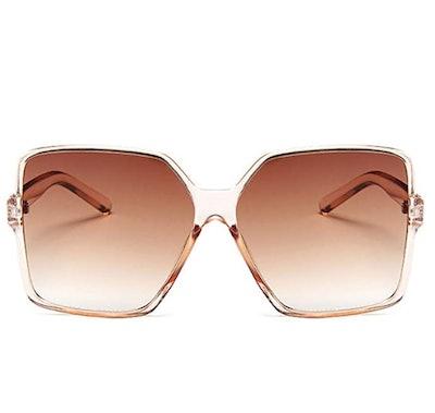 Dollger Oversized Square Sunglasses