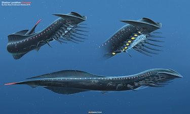 Leviathan design