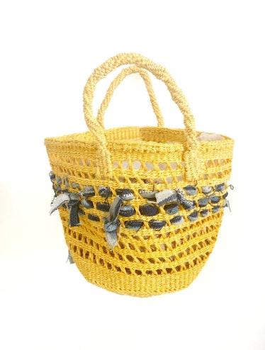 Woven Culture Bag | Small