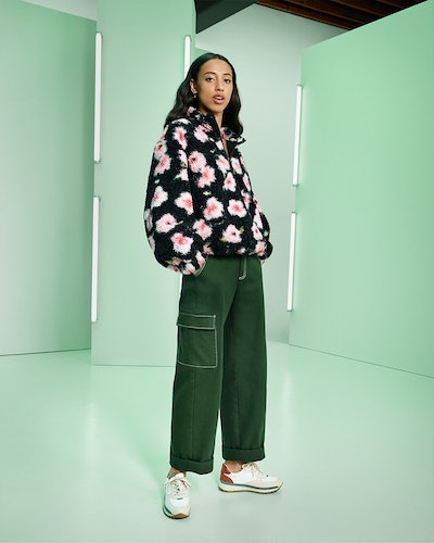 Sandy Liang for Target's Fall 2021 Designer Collection.