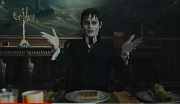 Watch Dark Shadows, rated PG-13, on Hulu and HBO Max.