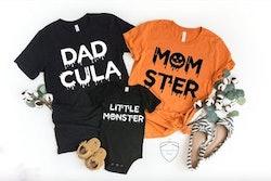 family halloween shirts