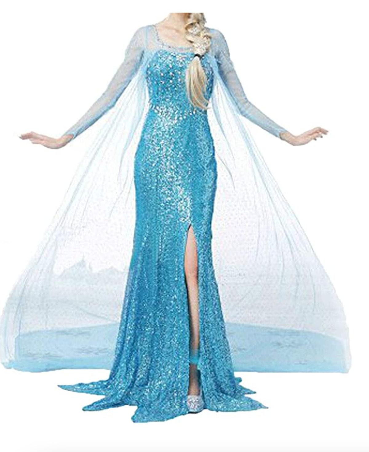 Princess Dress Halloween Cosplay Costume