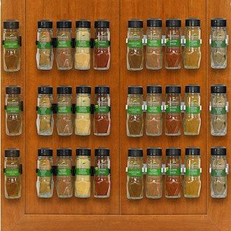 SimpleHouseware Spice Gripper Strips (6-Pack)