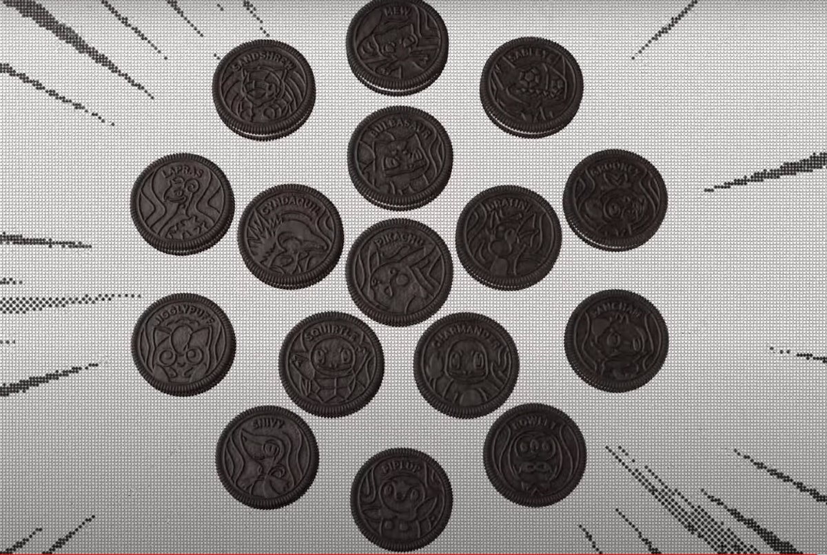 Here's where to buy Pokémon Oreos before they're gone for good.