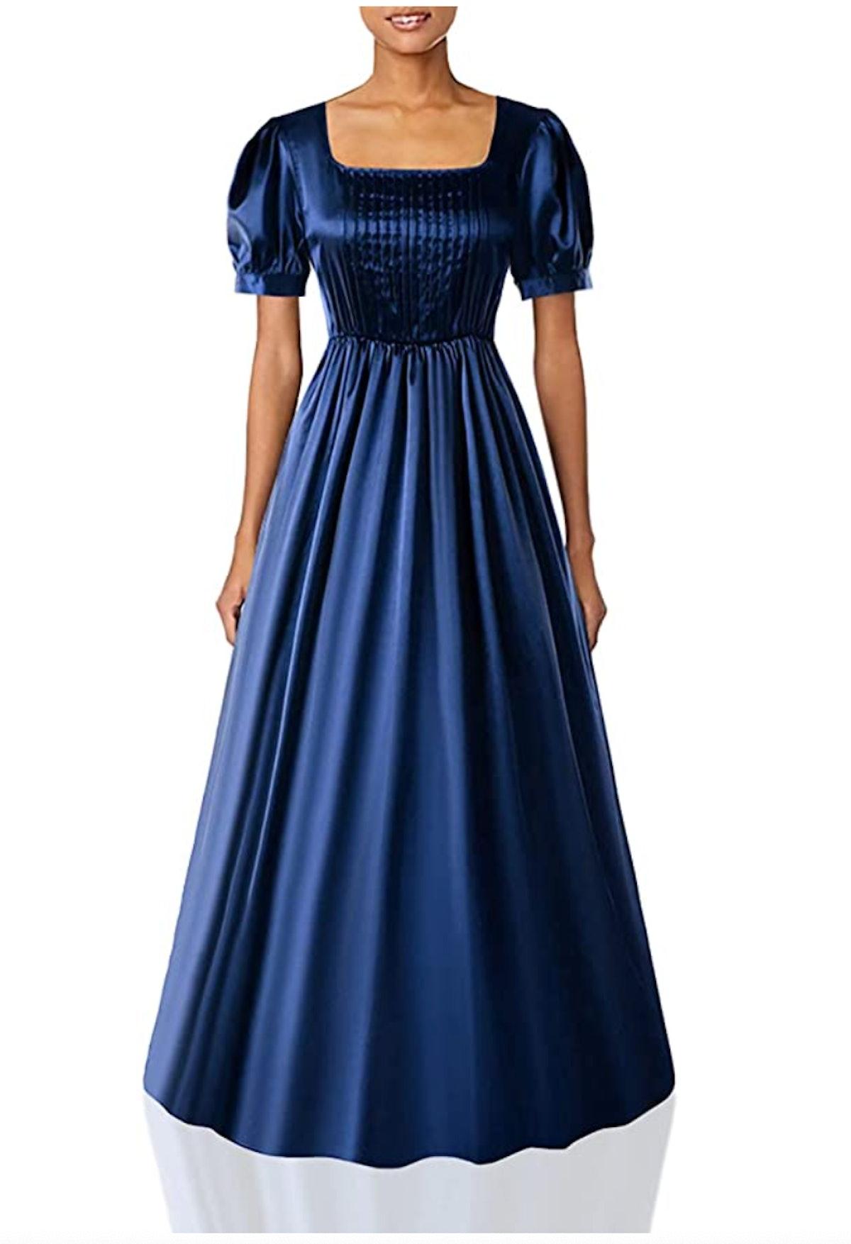 Loli Miss Vintage Regency Dress