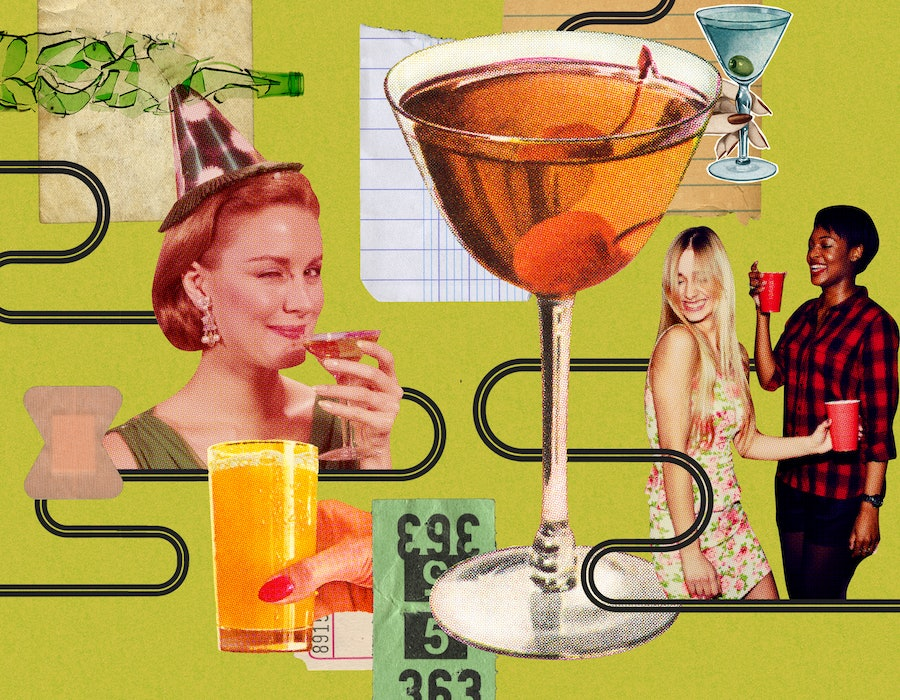 Your expert-approved guide to politely saying no to alcohol when you're not drinking.
