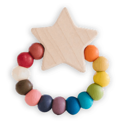 Star Charm Teether